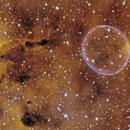 Soap Bubble in Cygnus,                                sydney