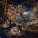 NGC 6357 Lobster Nebula,                                Carlos Taylor