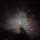 Orion Nebula,                                Don Curry
