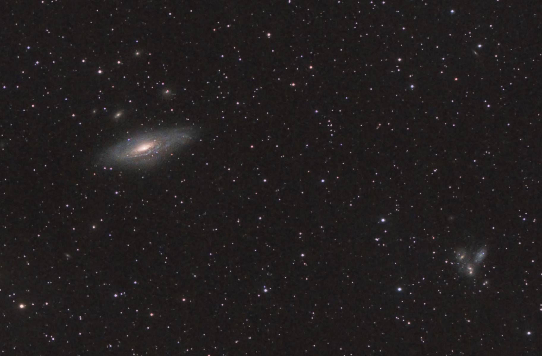 NGC 7331,                                Marlon