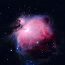 M42 The Orion Nebula,                                Peter Webster