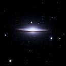 Sombrero Galaxy (M 104),                                Lopes Maicon