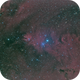 Cone Nebula - QHY163 - Esprit 80,                                Eric Walden