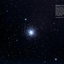 Messier 15 in Pegasus,                                MJF_Memorial_Observatory