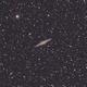 NGC 891 from Denver - REDO,                                Ken Sturrock