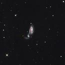 NGC 5394/95,                                Alberto Tomatis