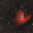 NGC 281 - Pacman Nebula,                                MRPryor