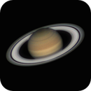 """Saturn 2016, recorded on June 2nd, 2016, Meade LX 200 16"""",                                Uwe Meiling"""