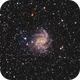 NGC 6946,                                Роман