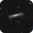 NGC 3628,                                Remi Lacasse