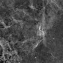 DWB111 - Propeller nebula in HAlpha,                                Marco Favro