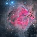 M42 The Big Great Orion Nebula,                                Florian_Pieper