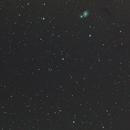 Wirhpool Galaxy Samyang 135 mm,                                Nina1955