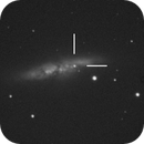 M82 supernova taken January 20,                                AstroGG