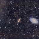 Bode's nebula,                                Manel Martín Folch
