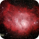 M8 - Lagoon Nebula,                                Roberto Frassi