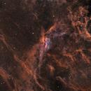 Propeller nebula,                                Ola Skarpen SkyEyE