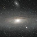 M31 LRGB,                                Will Czaja