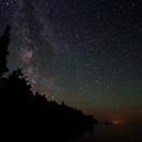 2017 first Nightscape image - Black Island,                                Ian Dixon