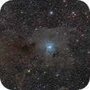 NGC 7023,                                Jenafan