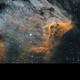 Pelican nebula,                                erq1