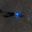 Bernes 149, Lupus 3 dark cloud in Scorpius,                                José Joaquín Pérez