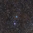 NGC 7023 Region (2021) - New Equipment,                                Kurt Zeppetello