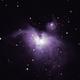 Orion Nebula,                                JoeMomXD