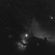 Horse nebula,                                litobrit