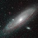 Andromeda in HOO,                                David Elmore