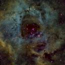 NGC2244 SHO,                                Brent Jaffa