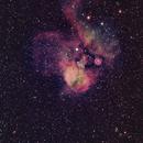 Skull and Bones NGC 2467,                                Martin Williams