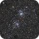 Double Cluster in Perseus,                                NewfieStargazer
