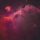 Seagull Nebula (Ha-RGB-OIII),                                Alessio Beltrame