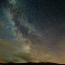 Milky Way from Austria,                                falke2000