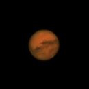Mars in Opposition  2020,                                Norman Tajudin