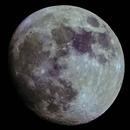 Christmas Moon,                                Przemysław Majewski & teleskopy.pl