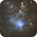 Tarantula nebula SHO,                                jahnpahwa