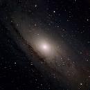 M31 Andromeda in the City,                                Salvopa