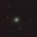 M13 avant la Lune,                                Vincent R.