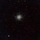 M13 Hercules globular cluster,                                Jan Scheers
