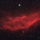 NGC 1499 Nebulosa California,                                Gianni Carcano