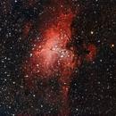 M16 Eagle Nebula,                                scott