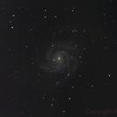 Pinwheel galaxy (M101),                                Andrew