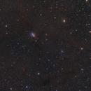 NGC 1333 Area Wide Field,                                Dean Jacobsen