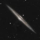 The Needle Galaxy,                                Cédric Champeau