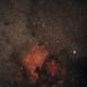 NGC7000 & Pelican nebula widefield,                                Janos Barabas