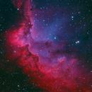 NGC7380 Wizard Nebula,                                starhopper