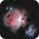 M42 - Orion Nebula,                                Henny Veerman