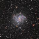Fireworks Galaxy NGC 6946,                                Stefan Westphal